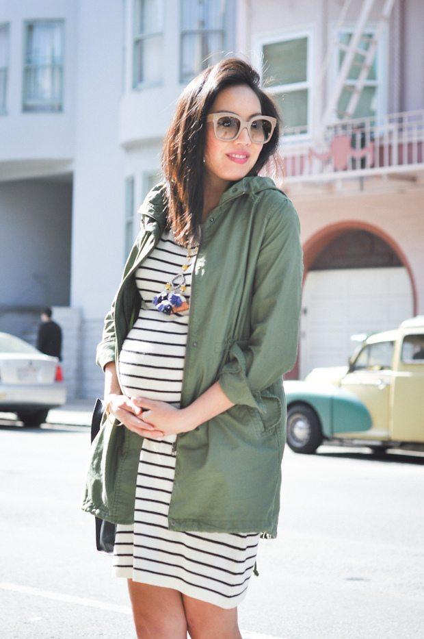 oblečení pro těhotné inspirace