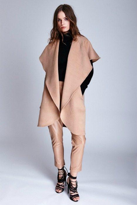 camel vesta dámská