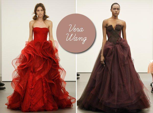 Netradiční svatební šaty