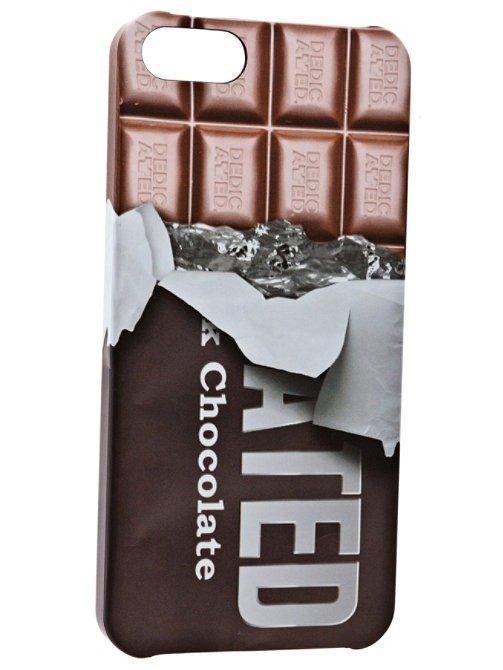 čokoládový kryt na Iphone