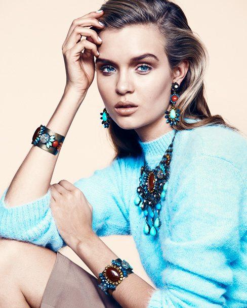dámské módní doplňky šperky