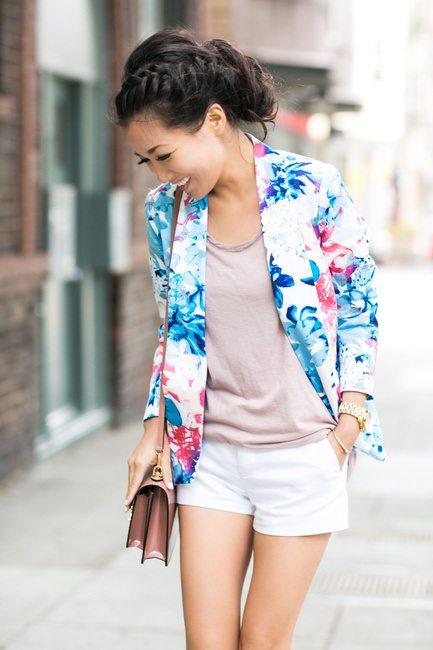 květinové oblečení rady tipy