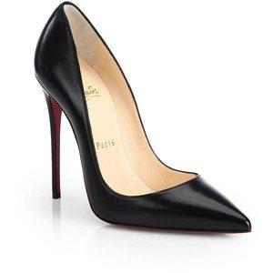 boty na vysokém podpatku