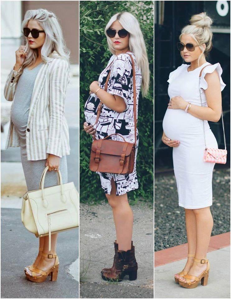 mód pro těhotné rady jak nosit