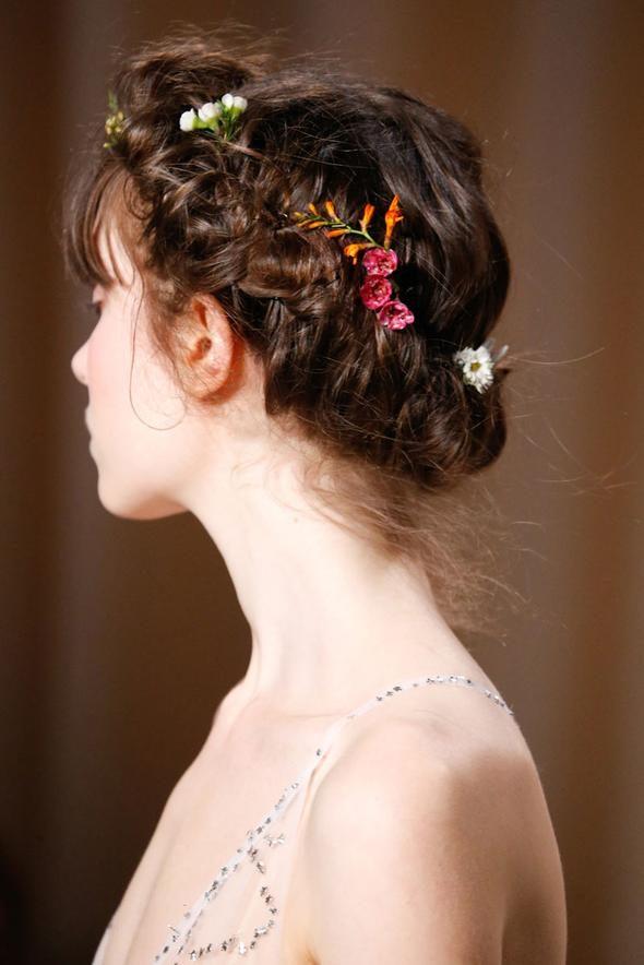 haute couture letní vlasová inspirace