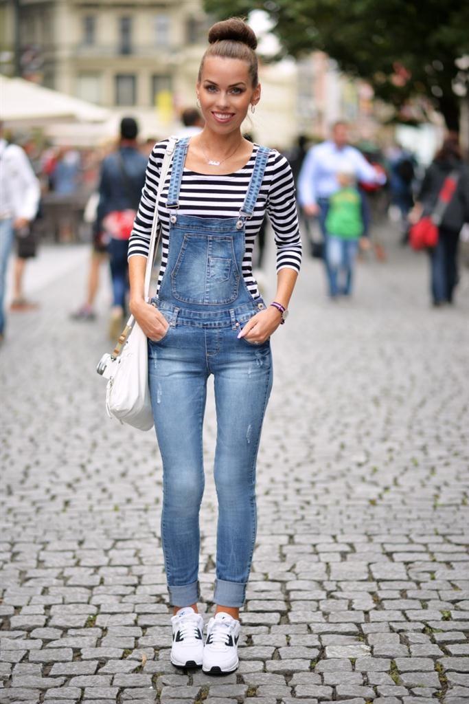 blogerka Petra Lovelyhair a stylové lacláče