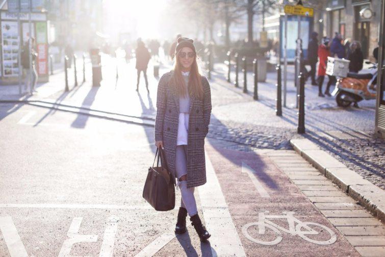 zimní vrstvení oblečení