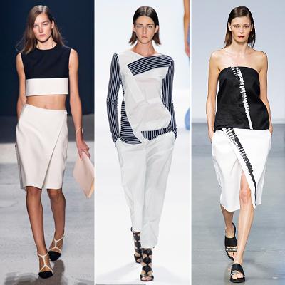 oblečení ženy jaro léto 2014