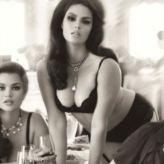 Italian Vogue - curvy models
