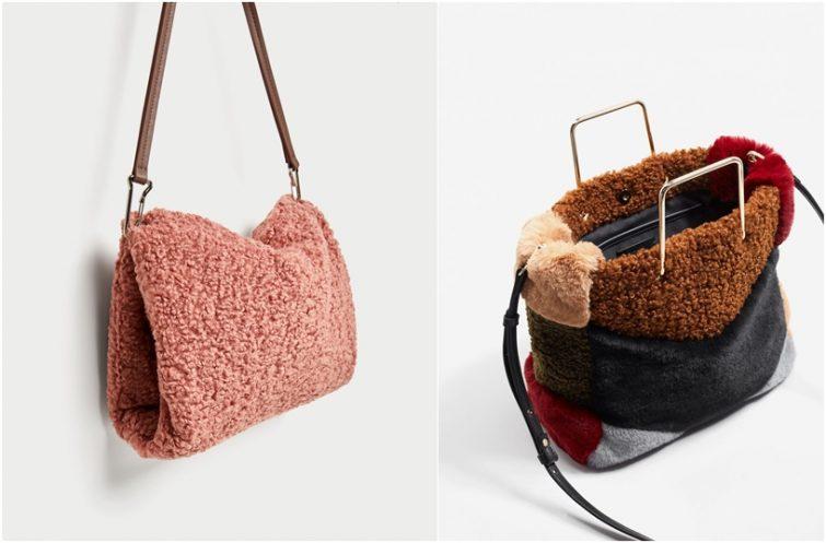 kabelky kožich