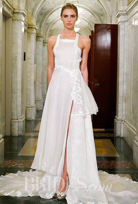 svatební šaty 2016 nevěsta