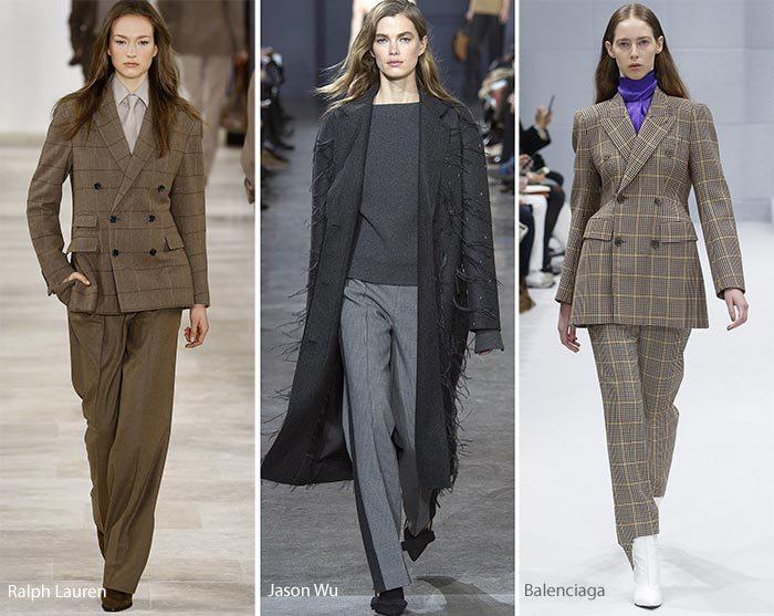 trendy módní podzim 2016 2017