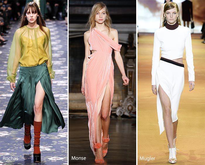 dámské trendy módy podzim/zima 2016/17