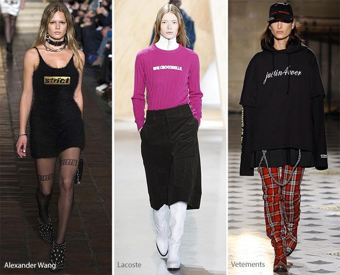 letošní novinky módy 2016 2017