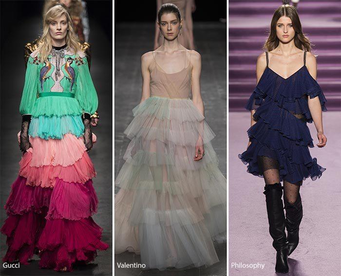 módní návrháři modely 2016 2017