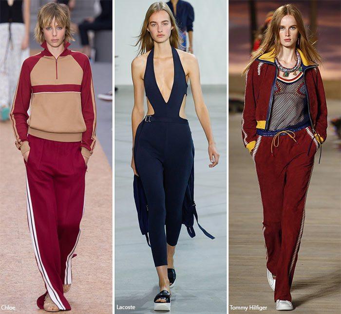 Sportovní oblečení 2016 dámské