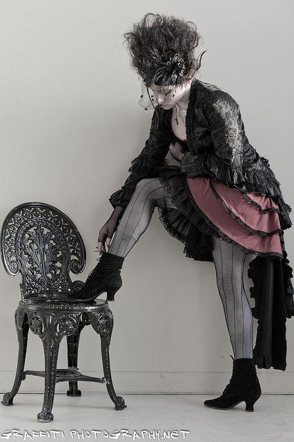 Steampunková móda