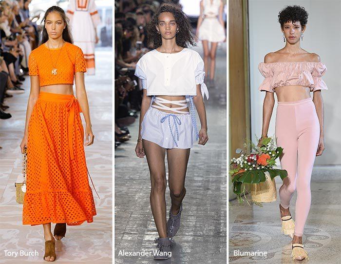 retro trendy móda 2017 jaro léto