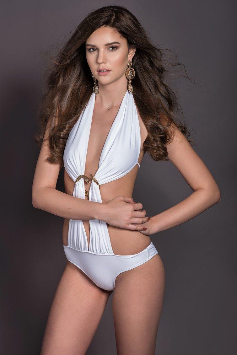 Barbora Hačecká Miss Face 2016