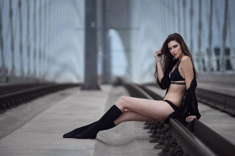 Barbora Hačecká modelka
