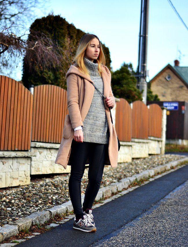 legíny v zimě jako nosit