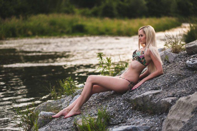 Martina Bérešová modelka