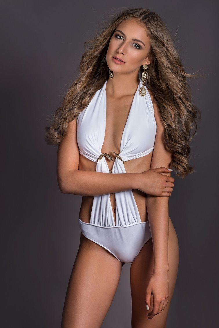 Nikola Uhlířová Miss Face 2016