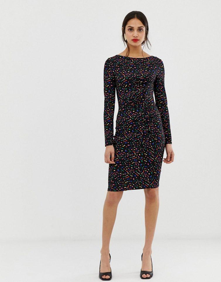 dámské šaty 2019 společenské