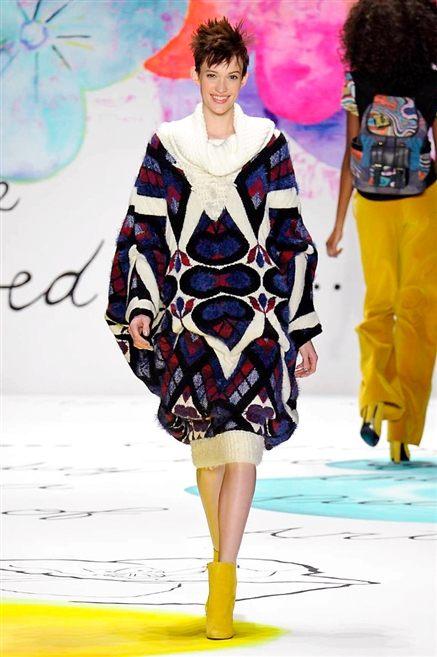 desigual dámská móda oversized