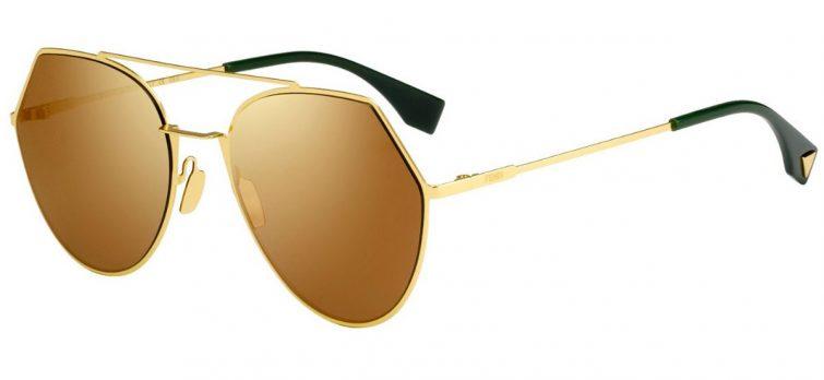 dívky vybíráme brýle Fendi