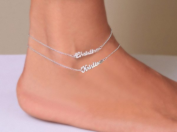 náramek na nohu