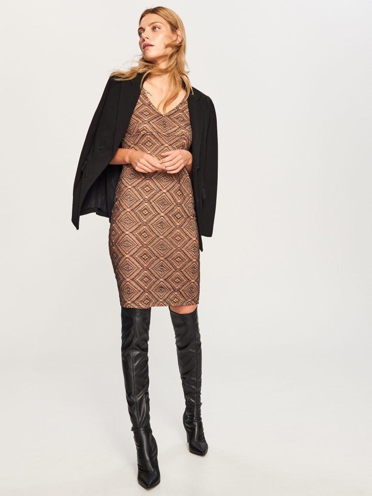 dámské šaty 2019 trendy