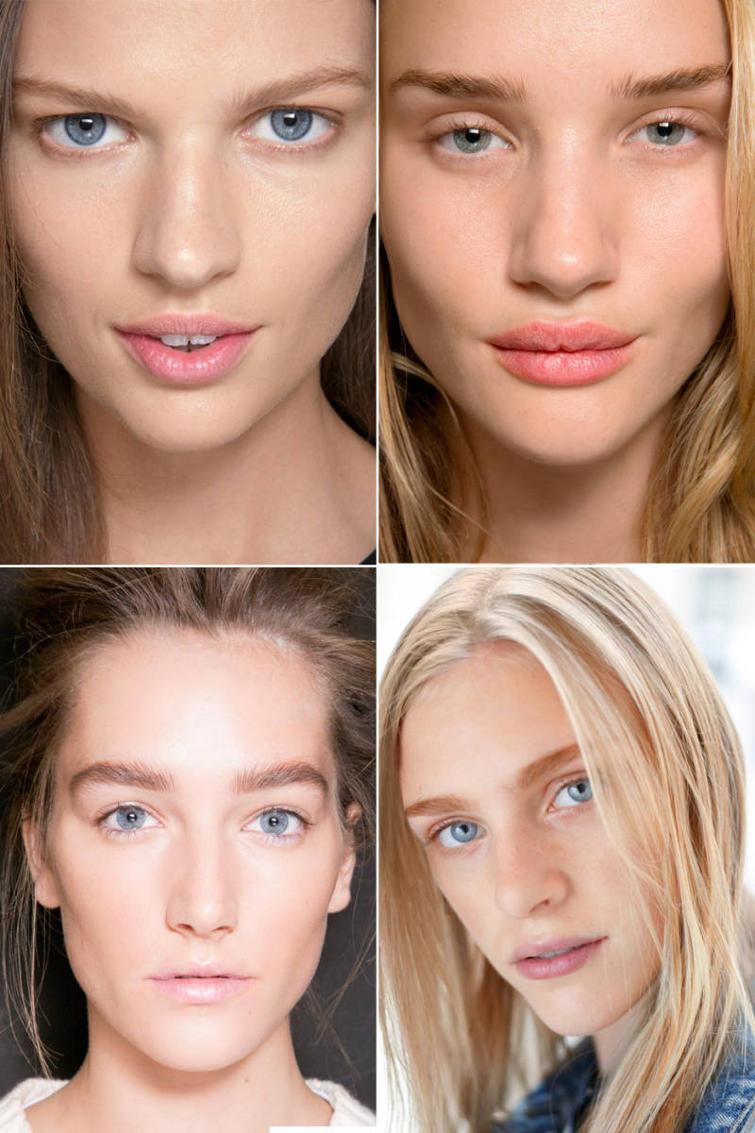 jarní makeup 2014