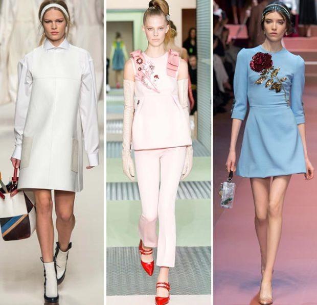 módní trendy podzim zima 2015 2016