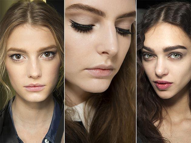 Husté obočí jako módní trend pro podzim a zimu 2014/2015