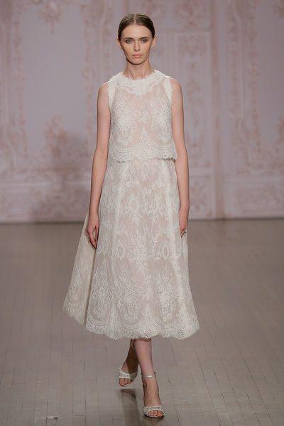 vintage svatební šaty pro rok 2015