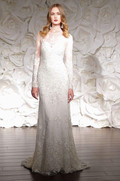 elegantní svatební šaty 2015
