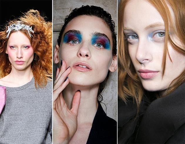 Ombré líčení aneb nový trend v líčení pro podzim a zimu 2014 a 2015