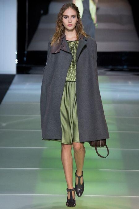 kabáty podzim zima 2014 2015 trendy