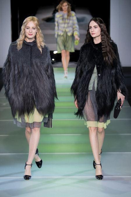 Kožichy móda podzim zima 2015