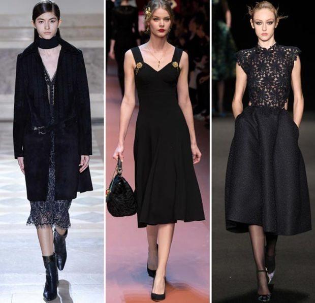 dámská zimní móda 2016