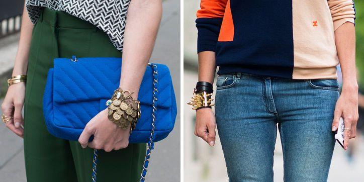 Trendy šperky a masivní náramky