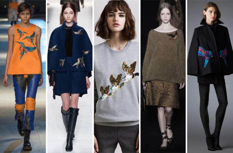 trendy oblečení ženy podzim zima 2014 2015