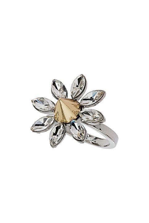 Květinový prsten aneb trendy šperky 2014/2015
