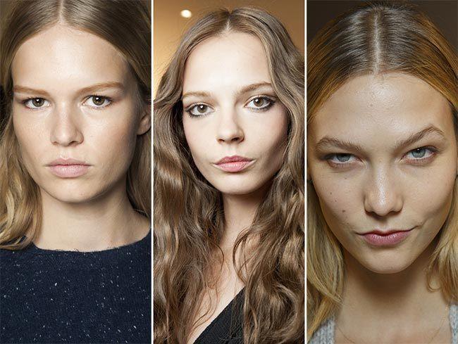 dámské účesy jaro léto 2015