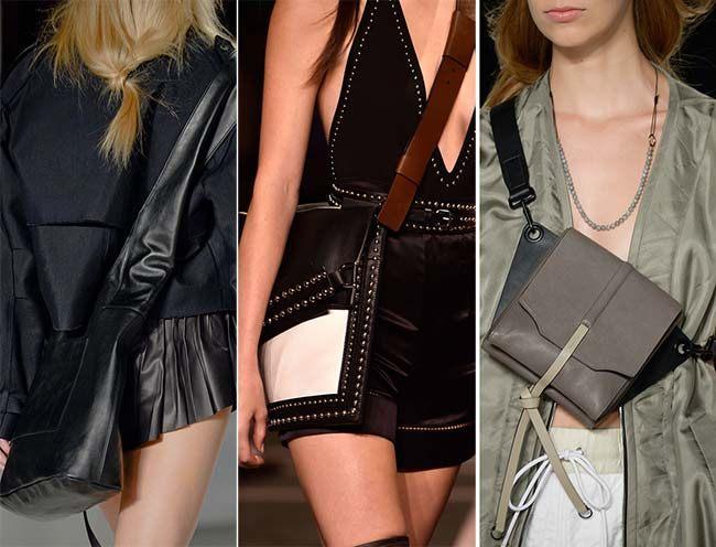 Trendy kabelka přes rameno jaro léto 2015