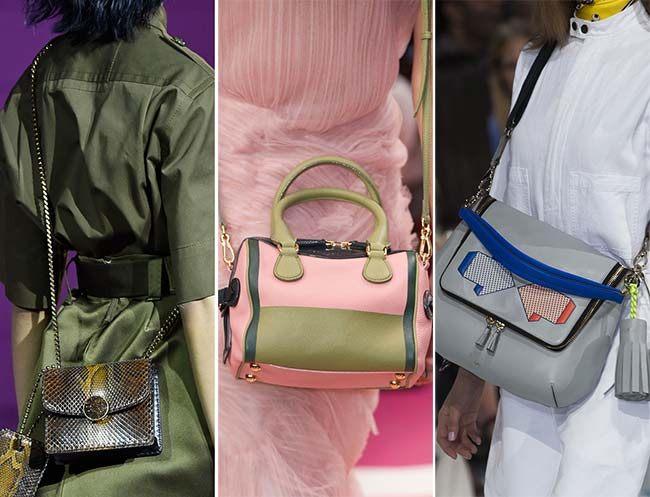 Trendy retro kabelky jaro léto 2015
