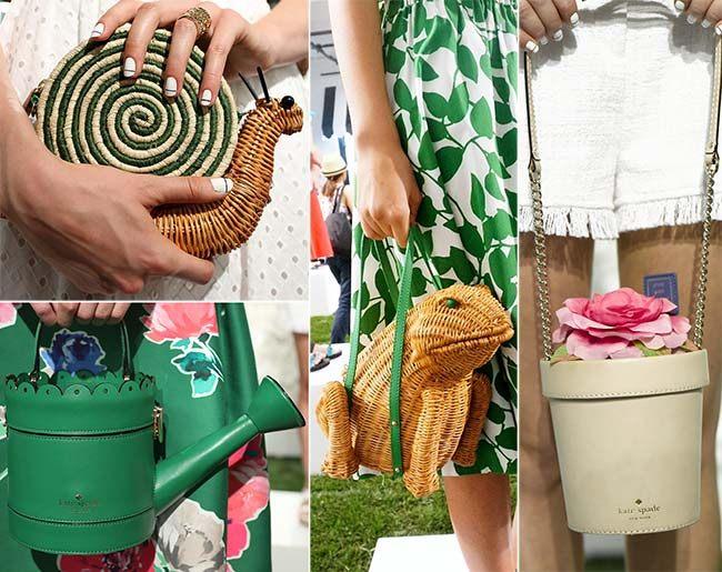 Trendy kabelky jaro léto 2015