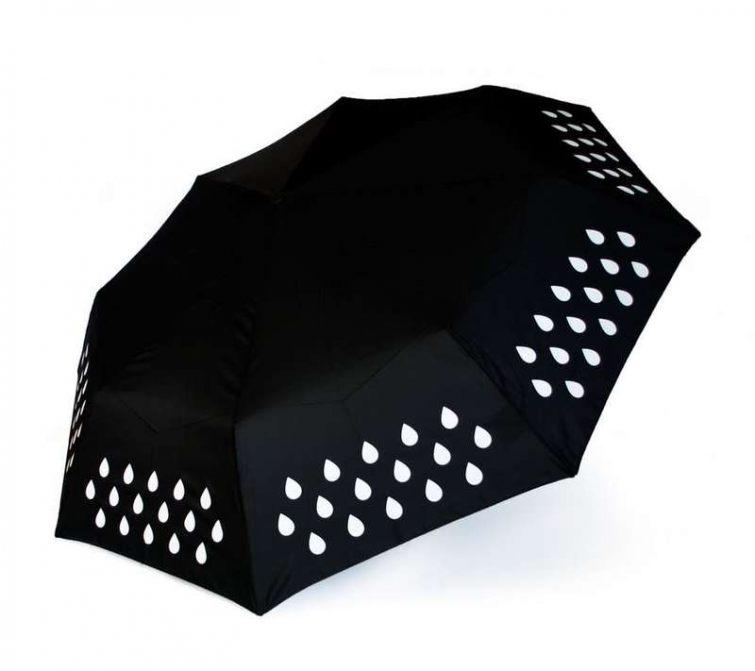 Oblečení do deště a trendy originální deštníky