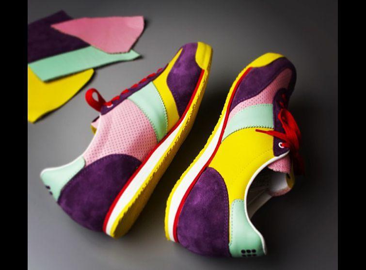 botas 66 kožené boty